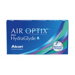Air Optix Plus HydraGlyde®