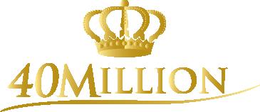 40 MİLLİON